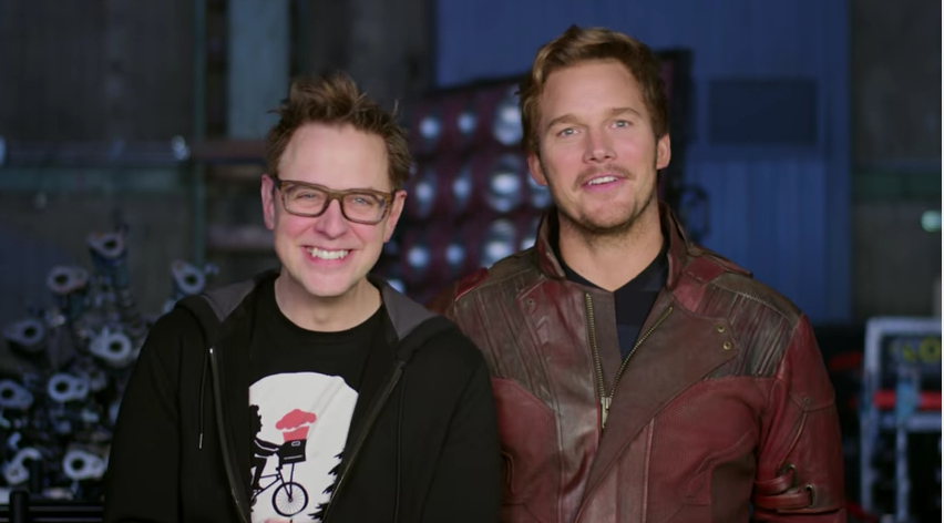 Super Hero Acts Launches Guardians of the Galaxy Vol 2 Campaign