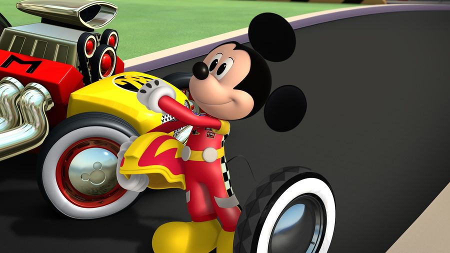 TV Review: Mickey and the Roadster Racers