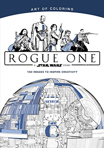 Art of Coloring Review - Rogue One: A Star Wars Story