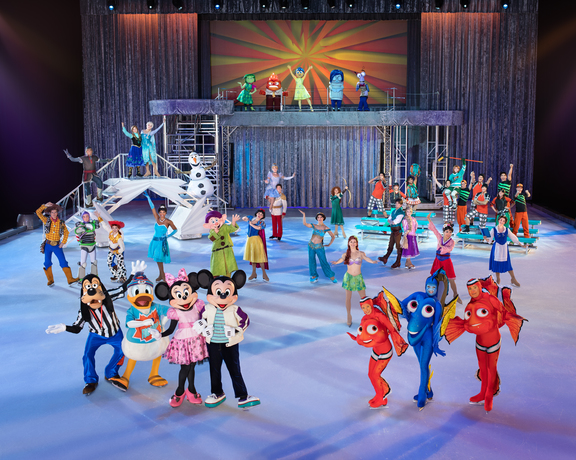 """Add Seeing Disney On Ice """"Follow Your Heart"""" to Your 2017 New Year's Resolution List"""