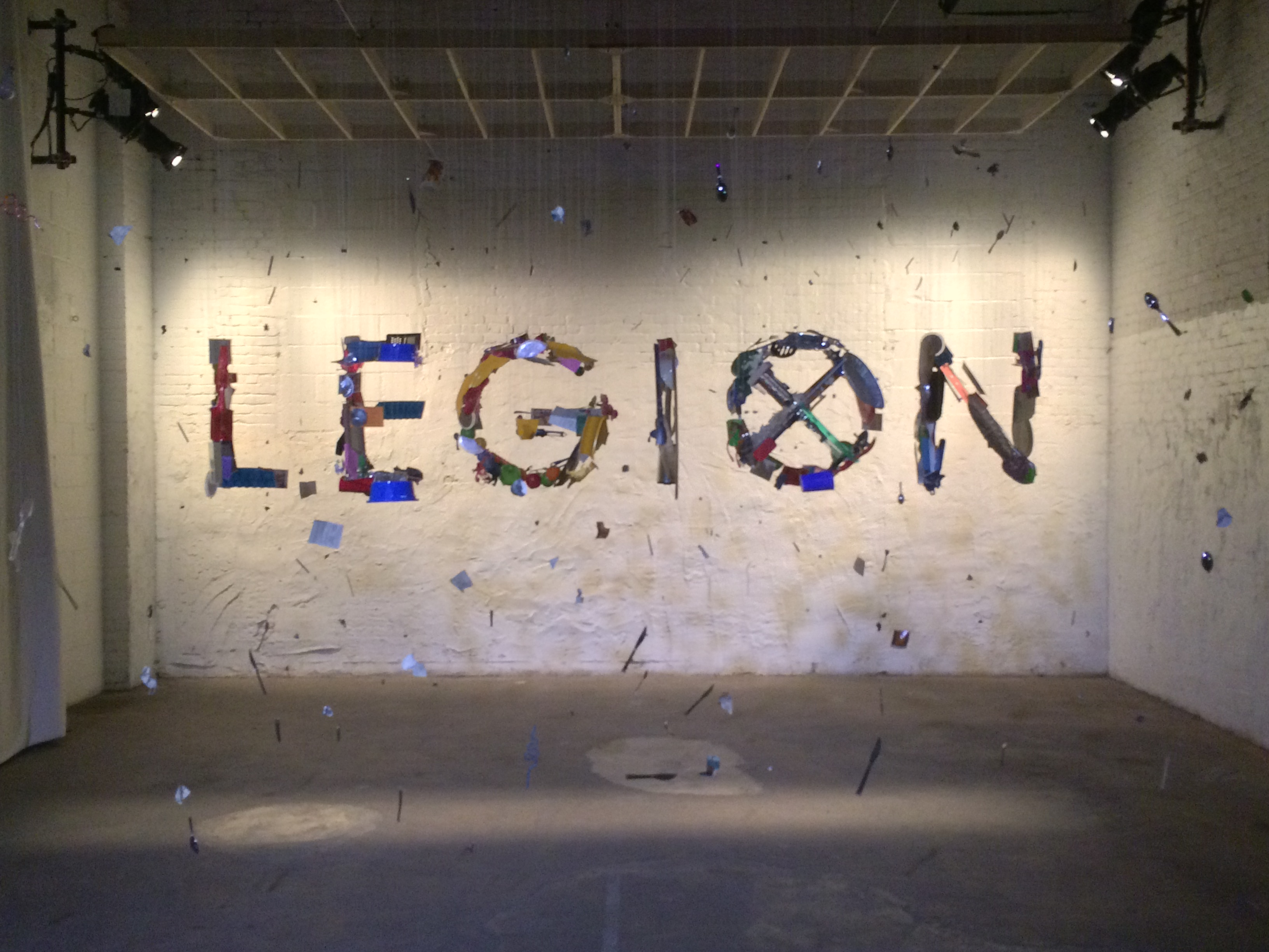"Marvel and FX Celebrate ""Legion"" with ""WhereHouse"" Art Exhibit"