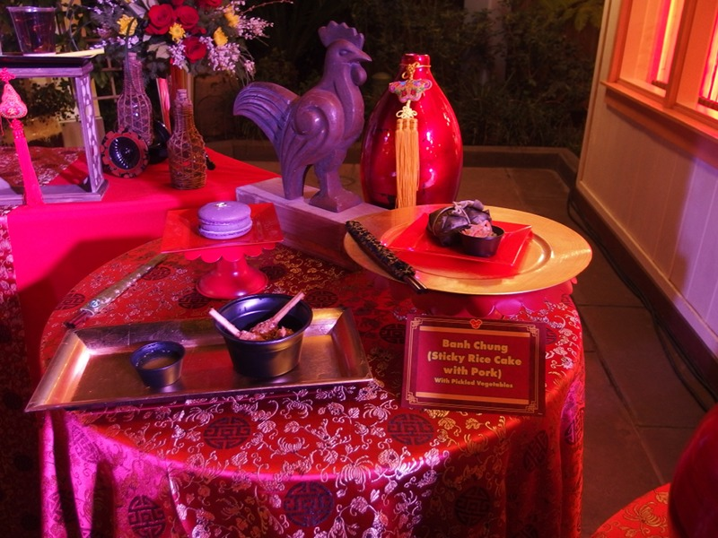 Specialty Foods Offered at Lunar New Year Celebration at the Disneyland Resort