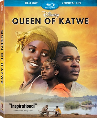 Blu-Ray Review: Queen of Katwe