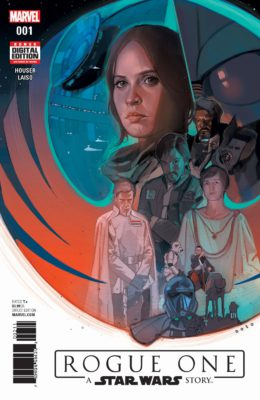 Marvel's Rogue One Adaptation to Feature Story Not Seen in the Movie
