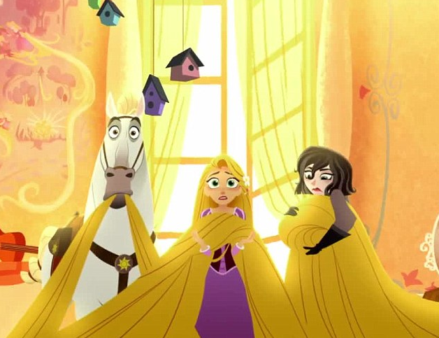 "Disney Channel's ""Tangled: The Series"" Sets Premiere Date"