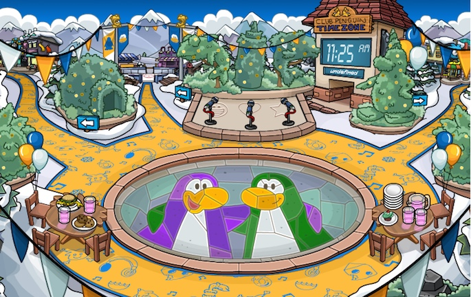 Club Penguin Ends Current Game March 29