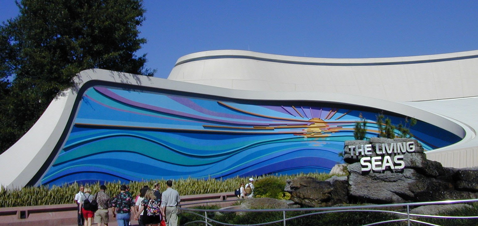 Disney Extinct Attractions: The Living Seas