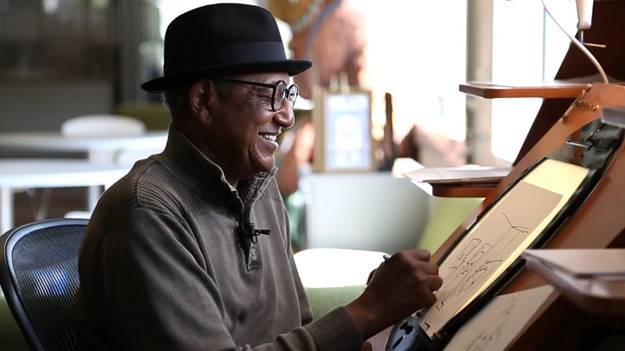 Floyd Norman to Appear on Disney's Quick Draw Live Series