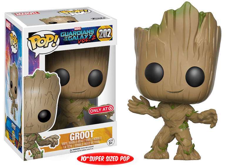 Funko Announces Guardians of the Galaxy Vol. 2 Characters