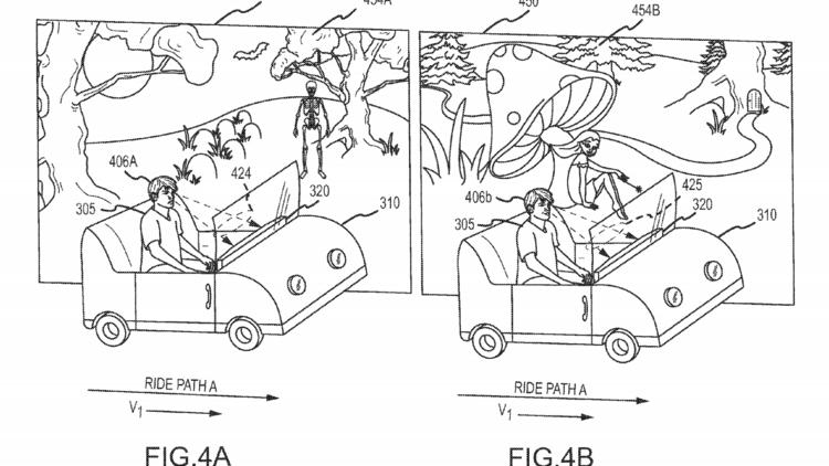Latest Disney Patent Can Sense Your Emotions, Alter Ride Accordingly