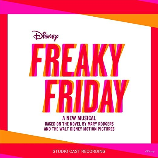 """Freaky Friday"" Cast Album Review"