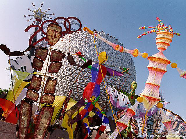 Disney Extinct Attractions: Tapestry of Nations and Dreams