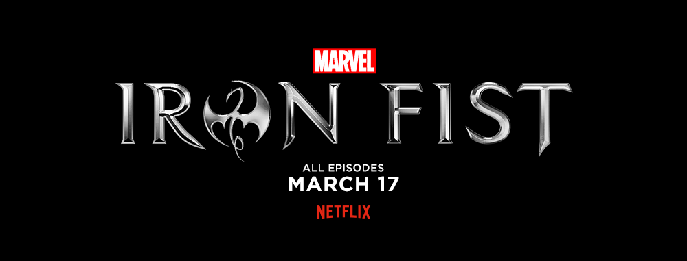 "Marvel's ""Iron Fist"" Netflix Series Debuts New Trailer"