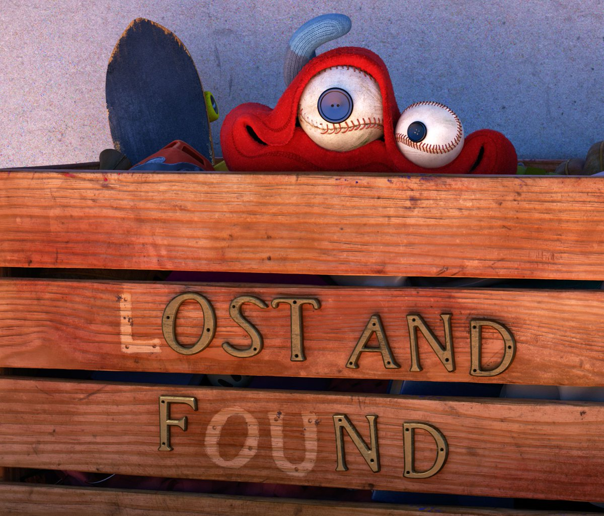 Lou, Pixar's Latest Short, Brings Toys Back to the Forefront