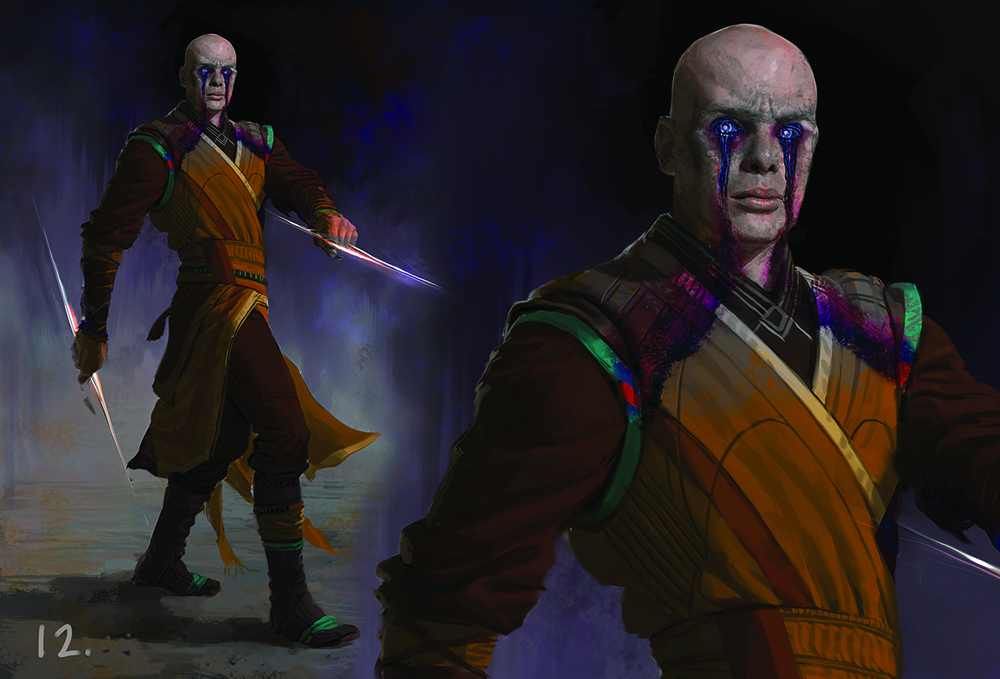 Doctor Strange Bonus Features Give Insight Into Kaecilius and his Zealots
