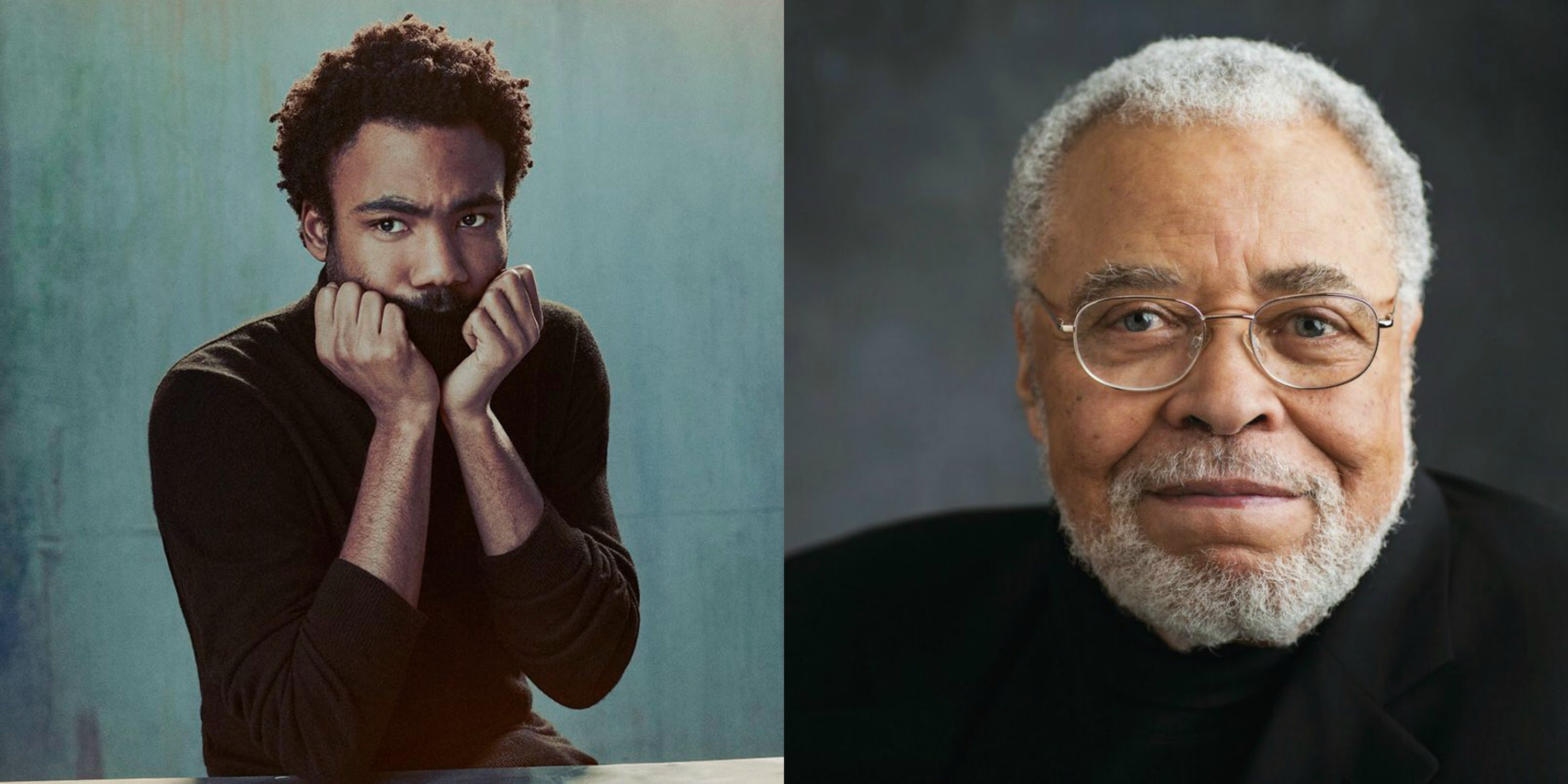 "Donald Glover Cast as Simba in ""The Lion King,"" James Earl Jones Returning as Mufasa"