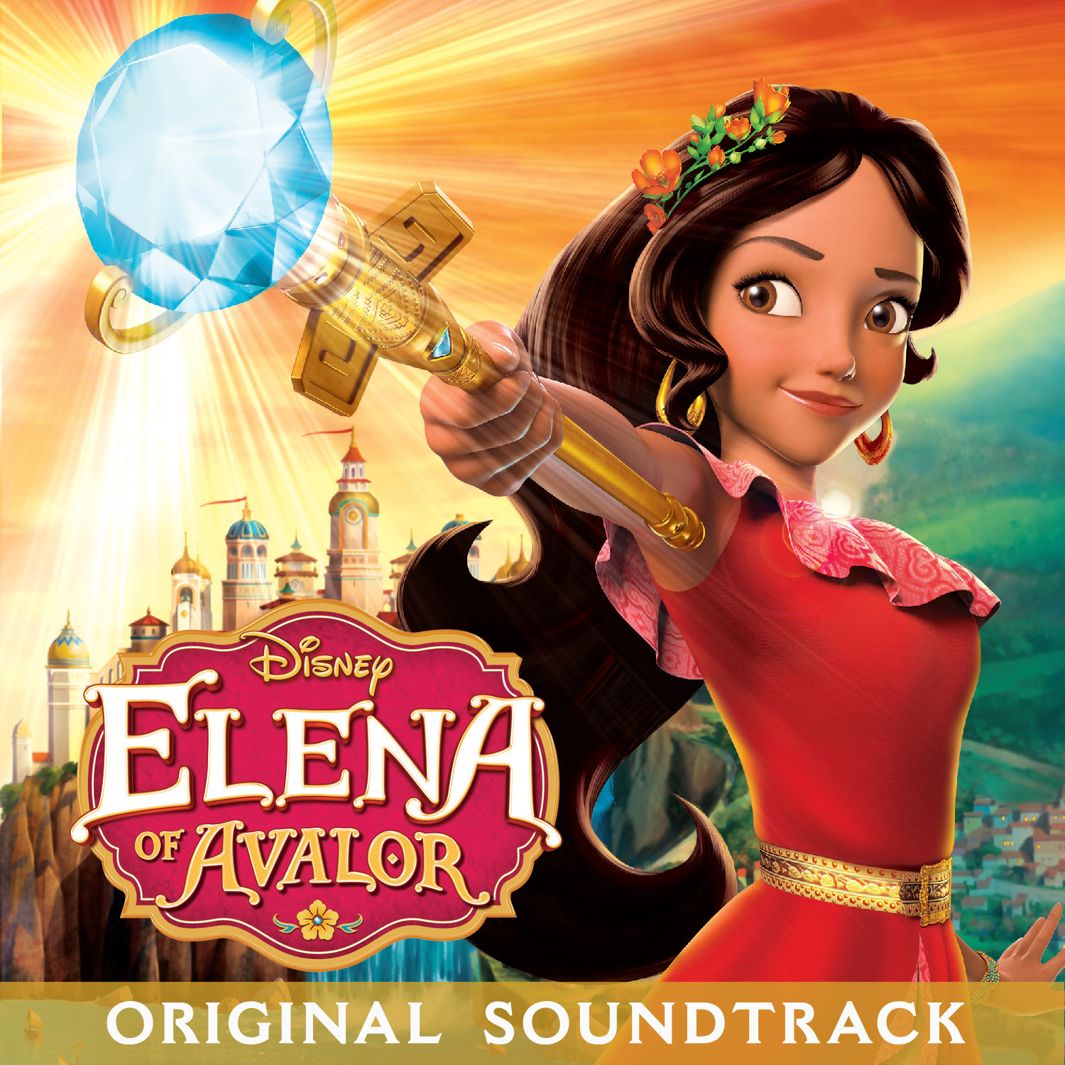 Soundtrack Review: Elena of Avalor