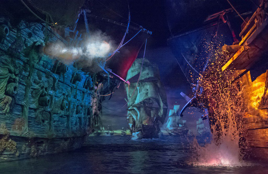 Pirates of the Caribbean: Battle for the Sunken Treasure Wins VES Award