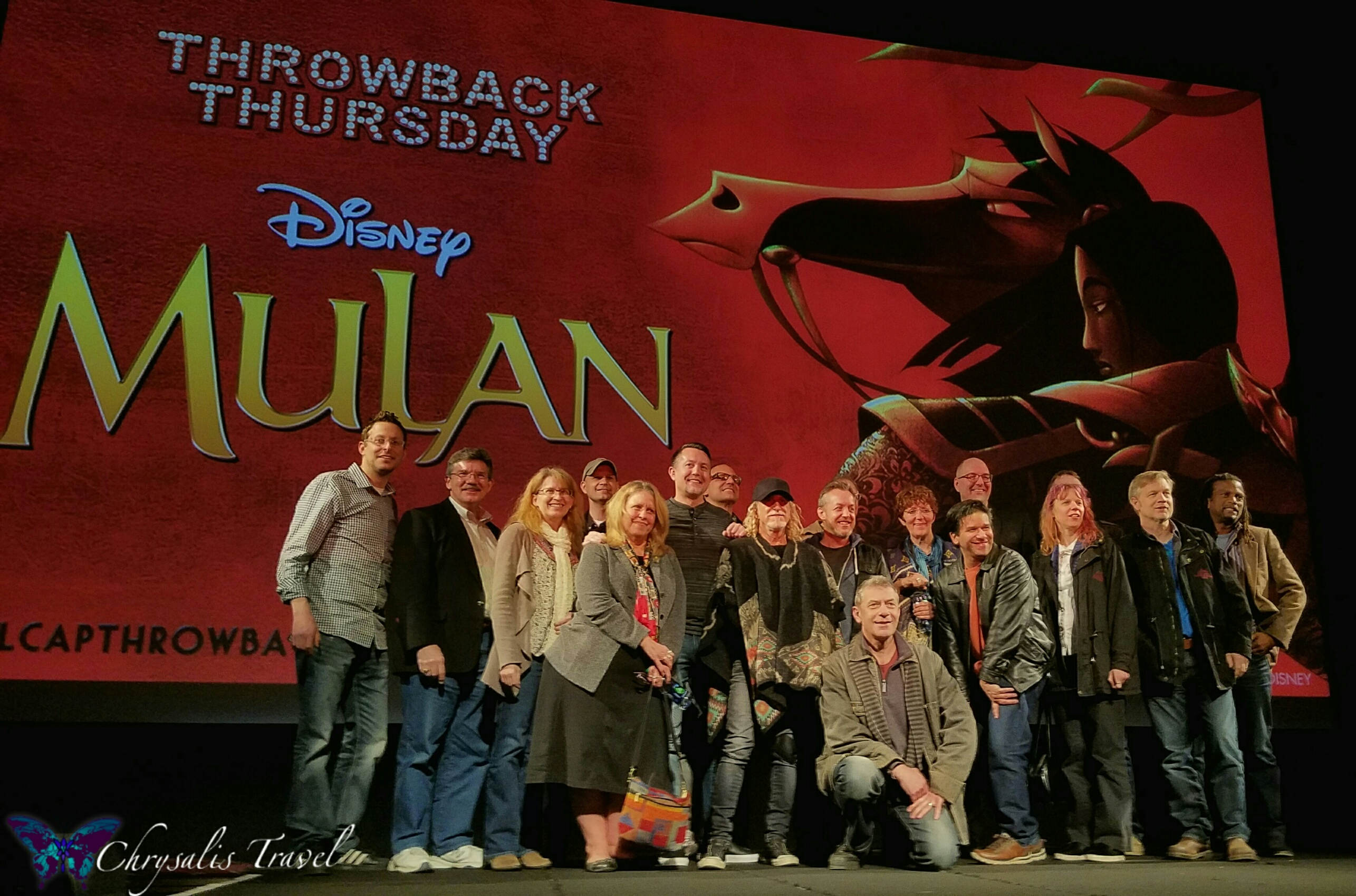 Reflections: 6 Pearls We Learned from the Creators of Disney's Mulan