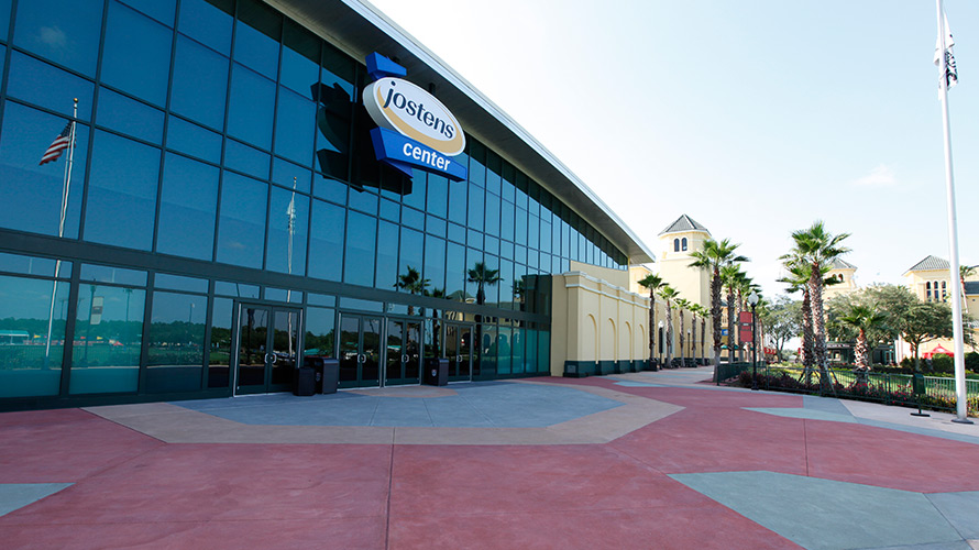 Jostens Center at ESPN Sports Complex to be Renamed J Center