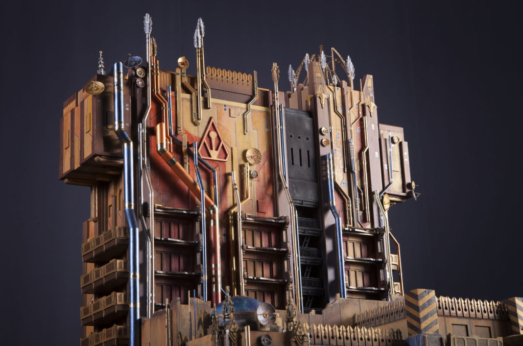 Guardians of the Galaxy - Mission: BREAKOUT! exterior model
