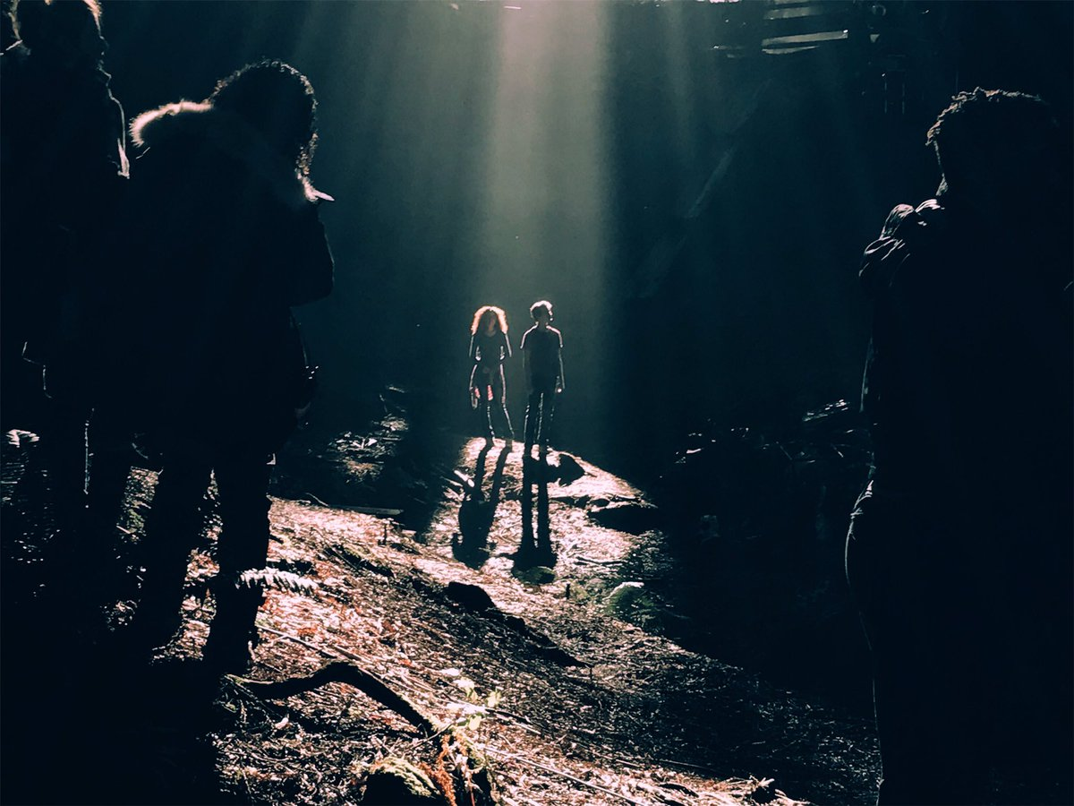 """Ava DuVernay Tweets Photos from the Set of Disney's """"A Wrinkle in Time"""""""