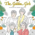 Coloring Book Review: The Golden Girls