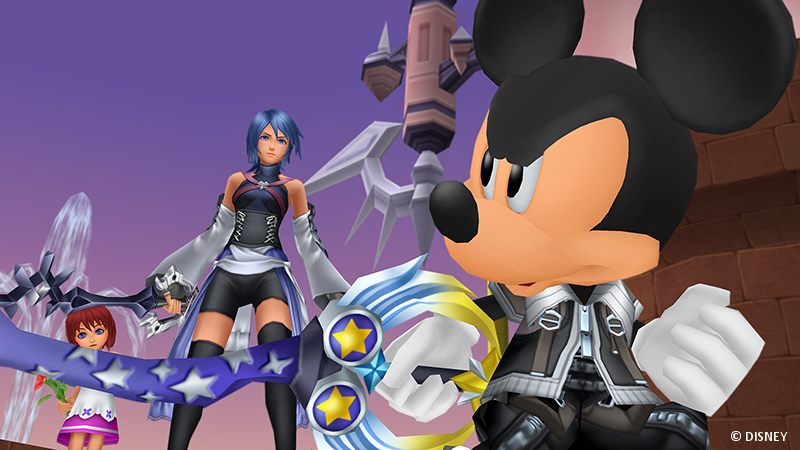 "Game Review: ""Kingdom Hearts HD 1.5 + 2.5 ReMIX"""