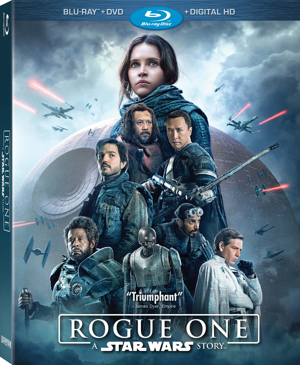 Blu-Ray Review - Rogue One: A Star Wars Story