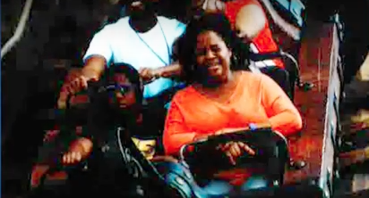 The View at WDW: Sherri Shepherd Gets Scared on Mine Train, Kids Explain Star Wars to Joy Behar, and More from Day 2