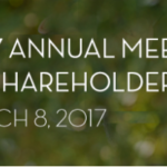 2017 Disney Annual Meeting of Shareholders Live Blog