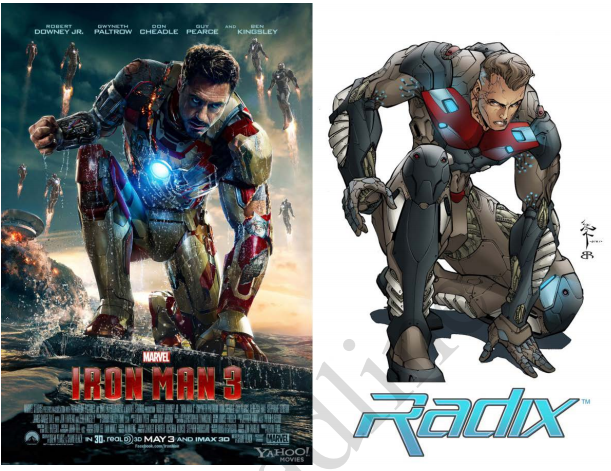 """Lawsuit Over """"Iron Man 3"""" Poster Design Continues"""