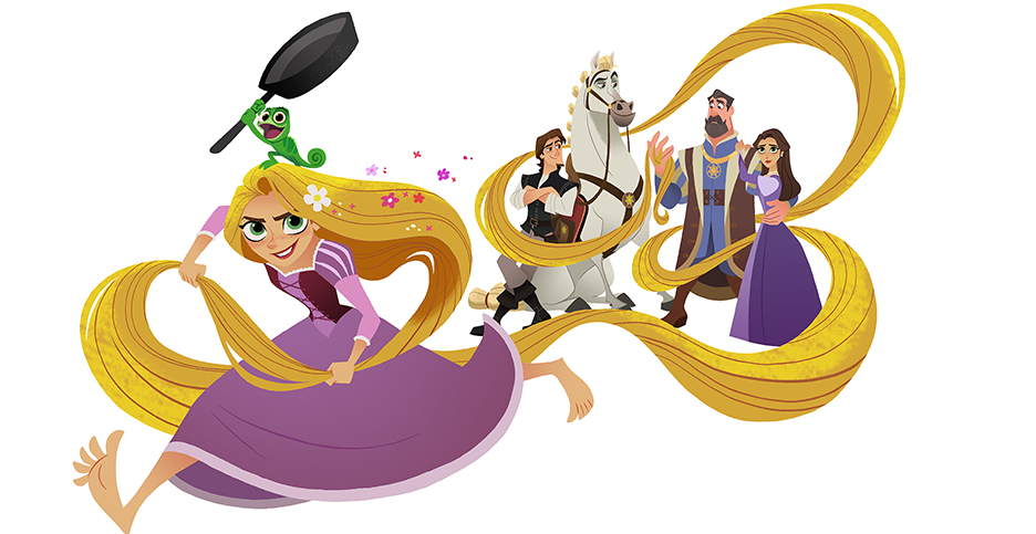 "TV Review: Disney Channel's ""Tangled: Before Ever After"""