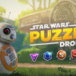 Star Wars Puzzle Droids Begins Pre-Registration