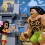 "Disney Launches ""As Told by LEGO"" Series With ""Moana"""