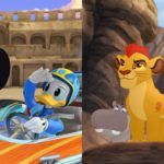 """Mickey and the Roadster Racers"" and ""The Lion Guard"" Renewed by Disney Junior"