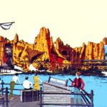 Disney Extinct Attractions: Western River Expedition