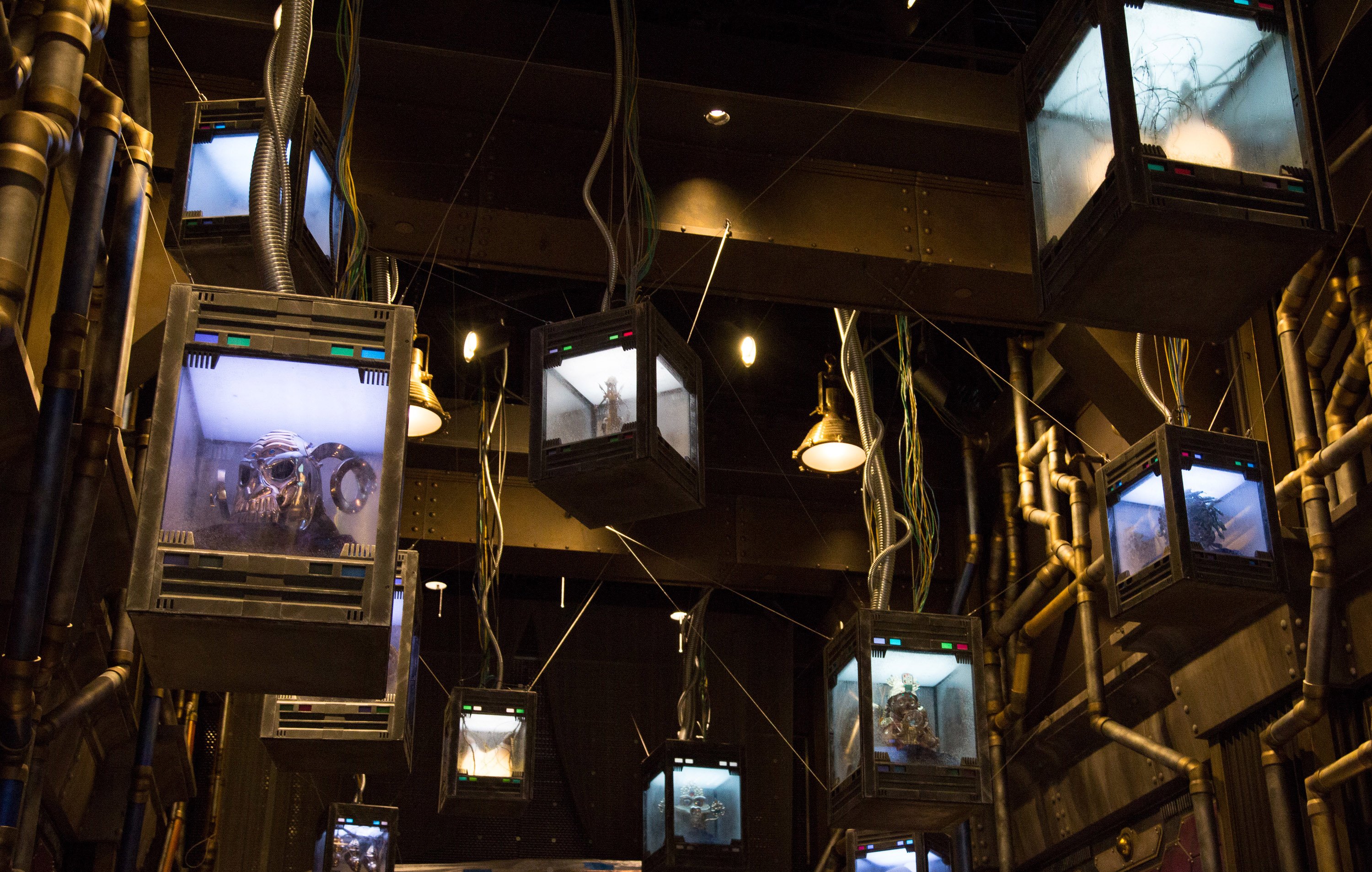 Walt Disney Imagineers and Marvel Preview Guardians of the Galaxy — Mission: BREAKOUT!