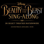 Beauty and the Beast Sing-Along Coming to Theaters