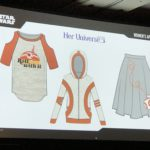 Her Universe Debuts Star Wars, Haunted Mansion and Alice in Wonderland Designs at Star Wars Celebration