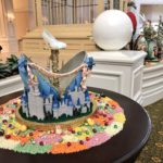 Sixth Annual Disney's Grand Floridian Easter Egg Display