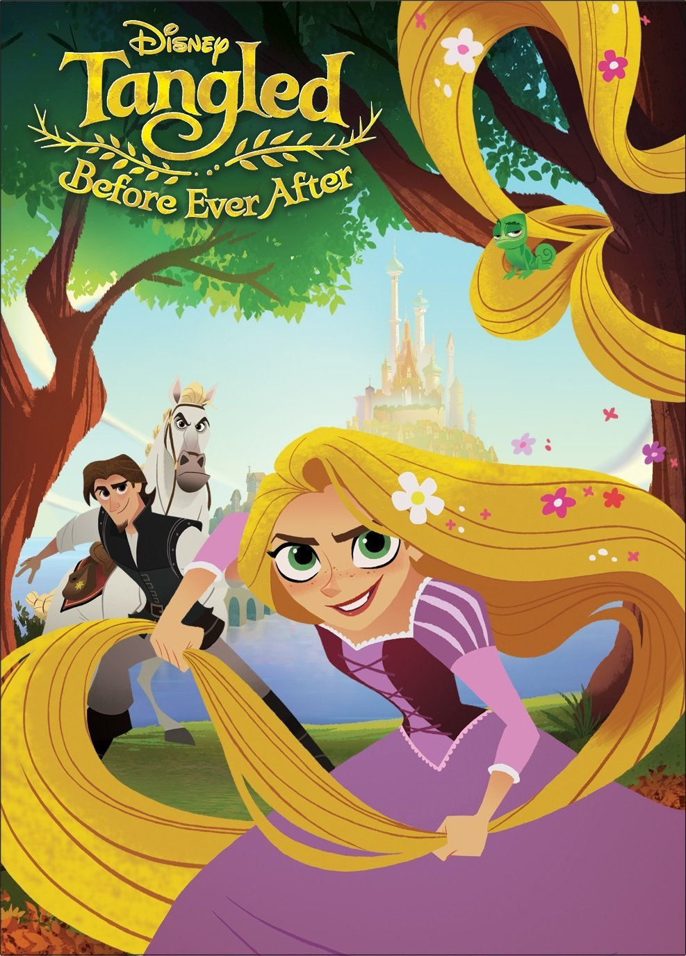 DVD Review - Tangled: Before Ever After