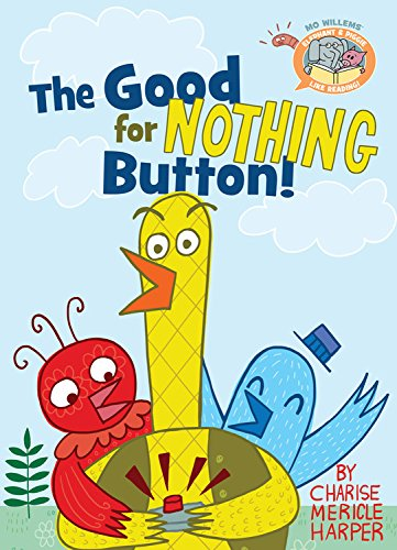 """Elephant & Piggie Like Reading Book Reviews - """"The Good for Nothing Button!"""" and """"It's Shoe Time!"""""""