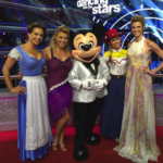 It's Disney Night on Dancing with the Stars on Monday April 17th