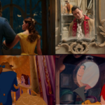 "See the 2017 ""Beauty and the Beast"" Trailer Side-By-Side with Animated Classic"