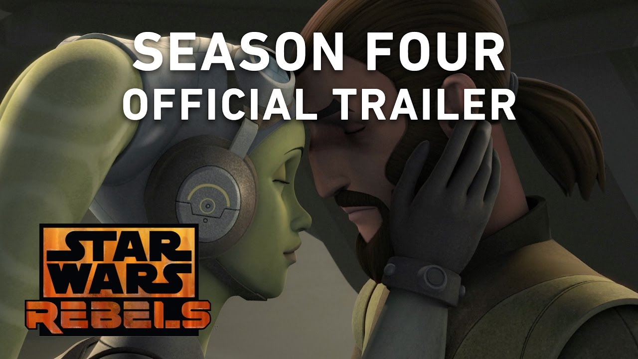 Star Wars Rebels to End with Season 4
