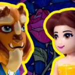 As Told By LEGO Takes on Beauty and the Beast