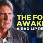 Mark Hamil Voices Harrsion Ford in The Force Awakens Bad Lip Reading