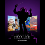 Disney's Hollywood Studios Adds The Music of Pixar Live! Dining Packages
