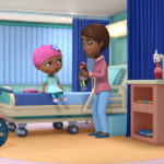 Robin Roberts to Guest Star in Cancer Themed Episode of Doc McStuffins
